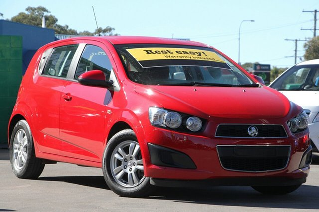 Used Holden Barina CD, Caloundra, 2015 Holden Barina CD Hatchback