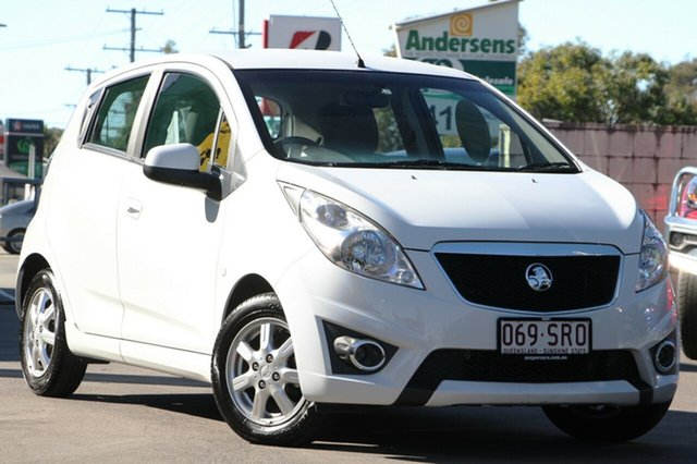 Discounted Used Holden Barina Spark CD, Caloundra, 2012 Holden Barina Spark CD Hatchback