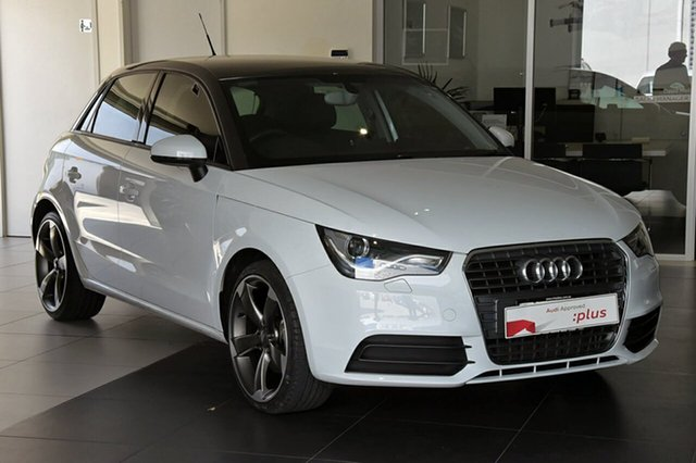 Used Audi A1 Attraction Sportback S tronic, Southport, 2014 Audi A1 Attraction Sportback S tronic Hatchback