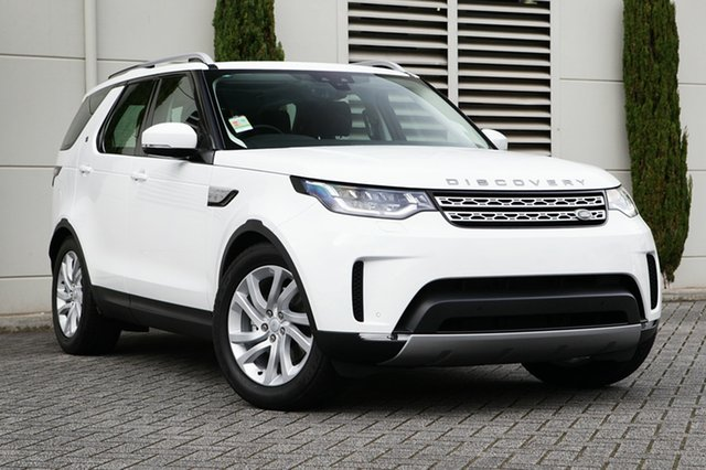 Demonstrator, Demo, Near New Land Rover Discovery TD6 HSE, Cannington, 2018 Land Rover Discovery TD6 HSE Wagon