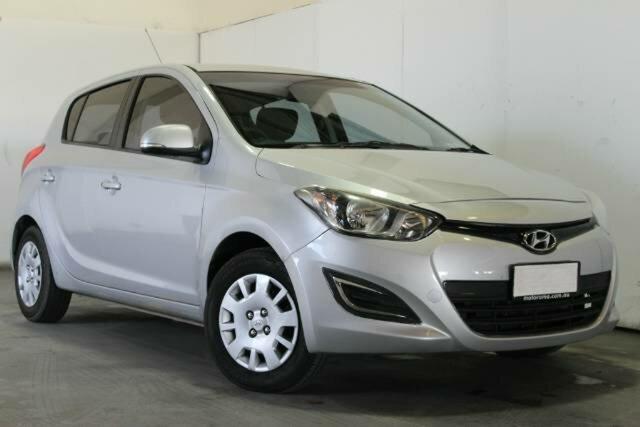 Used Hyundai i20 Elite, Underwood, 2012 Hyundai i20 Elite Hatchback