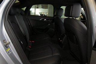 2018 Audi A6 2.0 TFSI Quattro Black Edition Sedan.