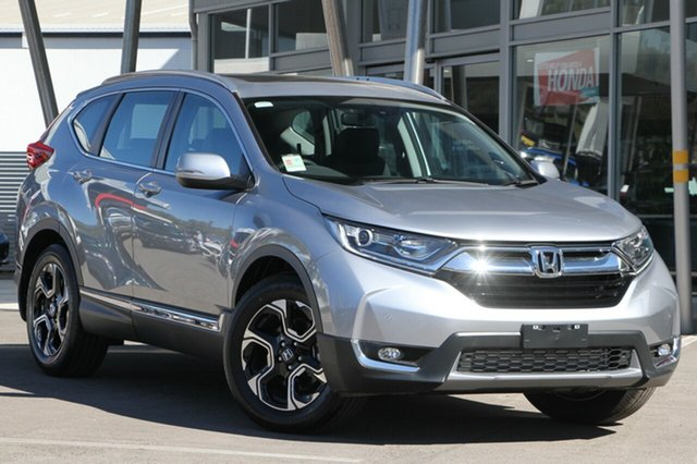 Demonstrator, Demo, Near New Honda CR-V VTi-L FWD, Caloundra, 2018 Honda CR-V VTi-L FWD Wagon