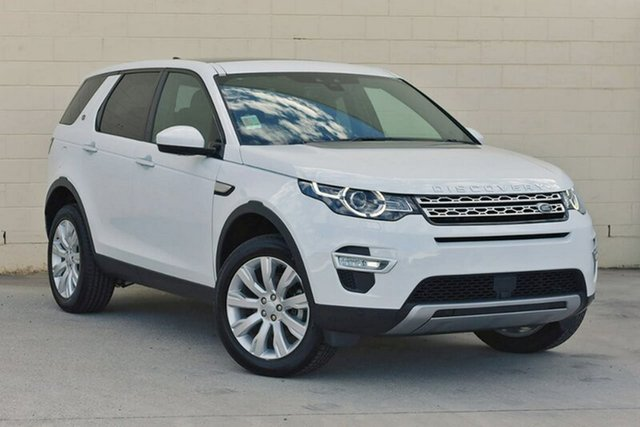 New Land Rover Discovery Sport TD4 HSE Luxury, Southport, 2017 Land Rover Discovery Sport TD4 HSE Luxury Wagon