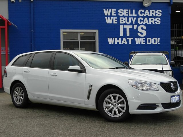 Discounted Used Holden Commodore Evoke Sportwagon, Welshpool, 2014 Holden Commodore Evoke Sportwagon Wagon
