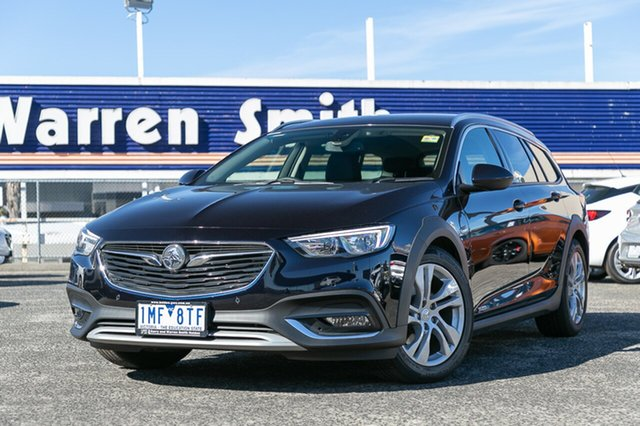 Demonstrator, Demo, Near New Holden Calais Tourer, Oakleigh, 2018 Holden Calais Tourer ZB Sportswagon