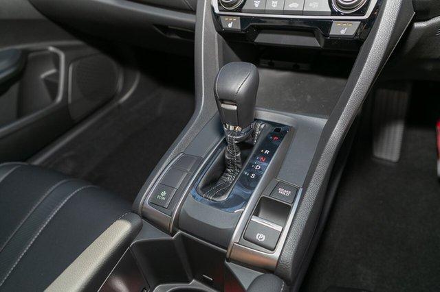 Demonstrator, Demo, Near New Honda Civic VTI-LX, Mulgrave, 2017 Honda Civic VTI-LX MY17 Hatchback