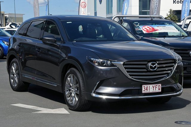 Demonstrator, Demo, Near New Mazda CX-9, Southport, 2018 Mazda CX-9 Wagon