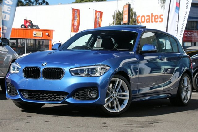 Used BMW 125i M Sport, Brookvale, 2017 BMW 125i M Sport Hatchback
