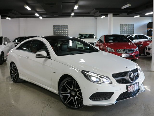 Used Mercedes-Benz E250 7G-Tronic +, Albion, 2014 Mercedes-Benz E250 7G-Tronic + Coupe
