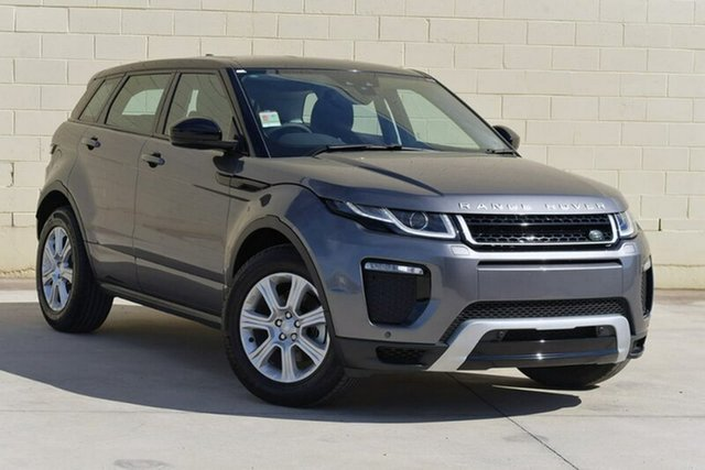 Discounted Demonstrator, Demo, Near New Land Rover Range Rover Evoque TD4 150 SE Dynamic, Southport, 2017 Land Rover Range Rover Evoque TD4 150 SE Dynamic Wagon