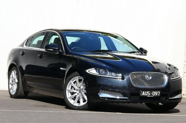 Used Jaguar XF Premium Luxury, Malvern, 2012 Jaguar XF Premium Luxury Sedan