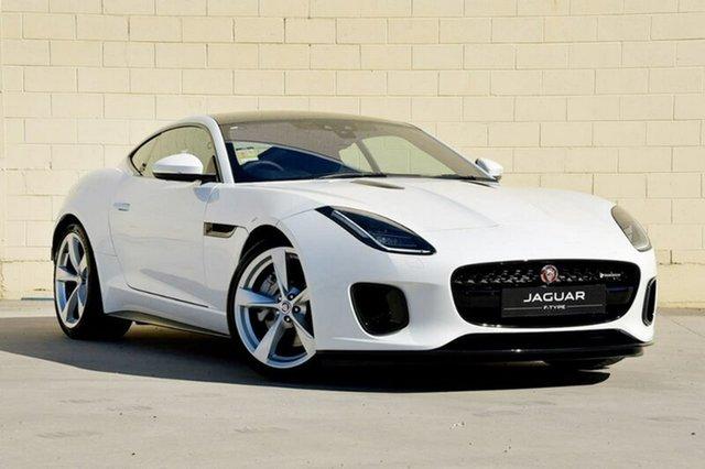 New Jaguar F-TYPE R-Dynamic 250kW, Southport, 2018 Jaguar F-TYPE R-Dynamic 250kW Coupe