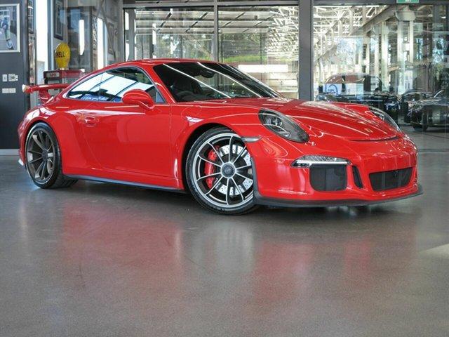 Used Porsche 911 GT3 PDK, North Melbourne, 2015 Porsche 911 GT3 PDK Coupe