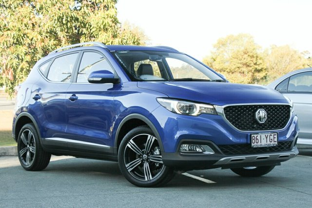 Used MG ZS Excite 2WD, Moorooka, Brisbane, 2018 MG ZS Excite 2WD Wagon