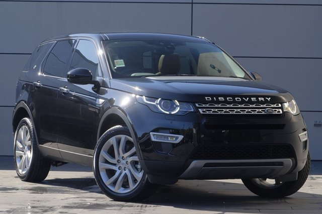 Demonstrator, Demo, Near New Land Rover Discovery Sport SD4 HSE Luxury, Newstead, 2017 Land Rover Discovery Sport SD4 HSE Luxury Wagon
