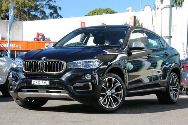 Used BMW X6 xDrive 30D, Brookvale, 2017 BMW X6 xDrive 30D Coupe