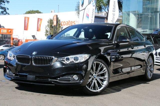 Used BMW 420i Gran Coupe Luxury Line, Brookvale, 2017 BMW 420i Gran Coupe Luxury Line Coupe