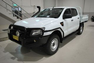 2014 Ford Ranger XL Double Cab Plus Cab Chassis.