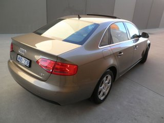 2008 Audi A4 Multitronic Sedan.