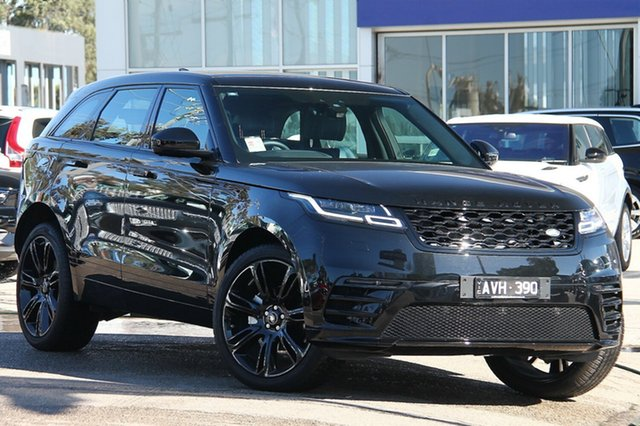 Demonstrator, Demo, Near New Land Rover Range Rover Velar D240 AWD R-Dynamic SE, Port Melbourne, 2018 Land Rover Range Rover Velar D240 AWD R-Dynamic SE Wagon