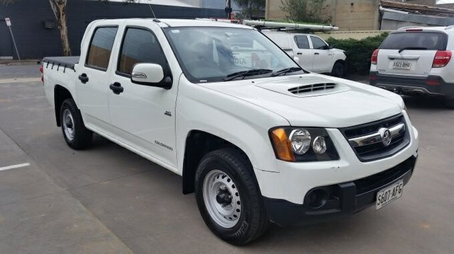 Used Holden Colorado LX (4x2), Melrose Park, 2009 Holden Colorado LX (4x2) Crew Cab Pickup