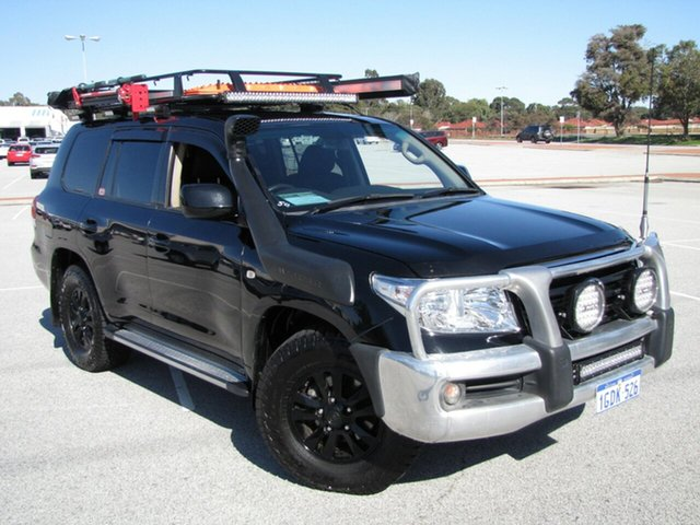 Used Toyota Landcruiser GXL, Maddington, 2009 Toyota Landcruiser GXL Wagon
