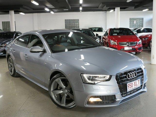 Used Audi A5 S line plus Sportback multitronic, Albion, 2016 Audi A5 S line plus Sportback multitronic Hatchback
