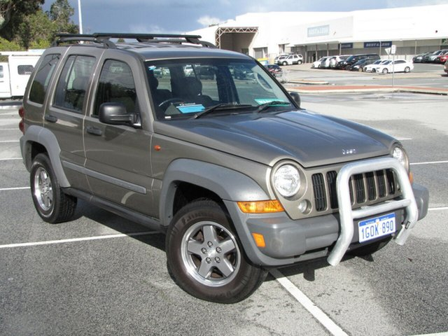 Used Jeep Cherokee Sport, Maddington, 2005 Jeep Cherokee Sport Wagon