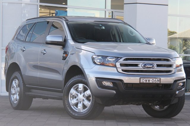 Used Ford Everest Ambiente 4WD, Warwick Farm, 2017 Ford Everest Ambiente 4WD SUV