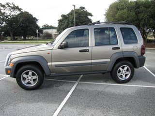 2005 Jeep Cherokee Sport Wagon.