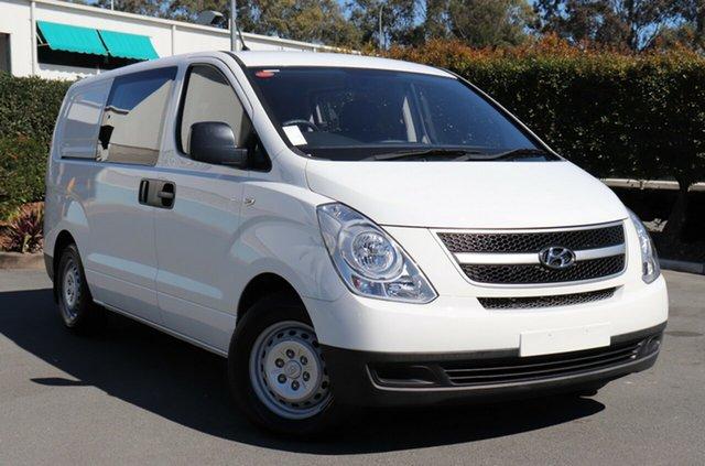 Used Hyundai iLOAD Crew Cab, Acacia Ridge, 2015 Hyundai iLOAD Crew Cab TQ2-V MY15 Van
