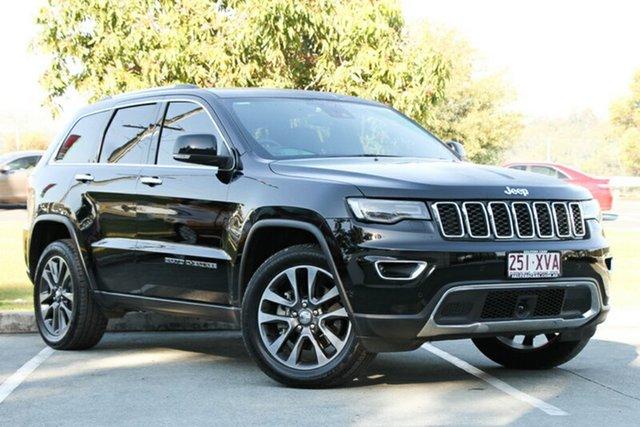 Used Jeep Grand Cherokee Limited, Moorooka, Brisbane, 2017 Jeep Grand Cherokee Limited Wagon