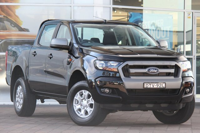 Discounted Used Ford Ranger XLS Double Cab, Warwick Farm, 2017 Ford Ranger XLS Double Cab Utility
