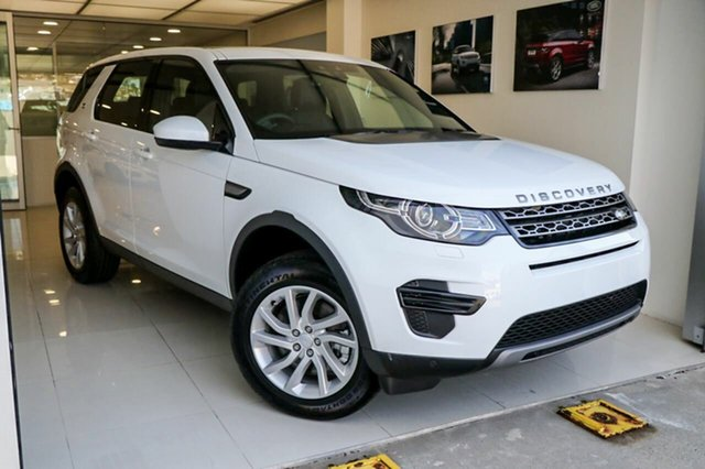 New Land Rover Discovery Sport SD4 SE, Brookvale, 2017 Land Rover Discovery Sport SD4 SE Wagon