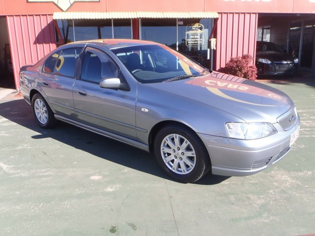 Used Ford Falcon Futura, Toowoomba, 2005 Ford Falcon Futura Sedan