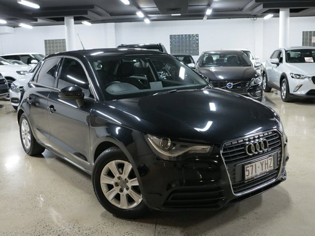 Used Audi A1 Attraction Sportback S tronic, Albion, 2013 Audi A1 Attraction Sportback S tronic Hatchback