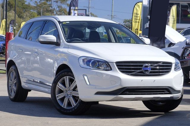 Used Volvo XC60 T5 Geartronic Luxury, Caloundra, 2015 Volvo XC60 T5 Geartronic Luxury Wagon