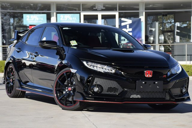 Discounted New Honda Civic Type R, Southport, 2018 Honda Civic Type R Hatchback