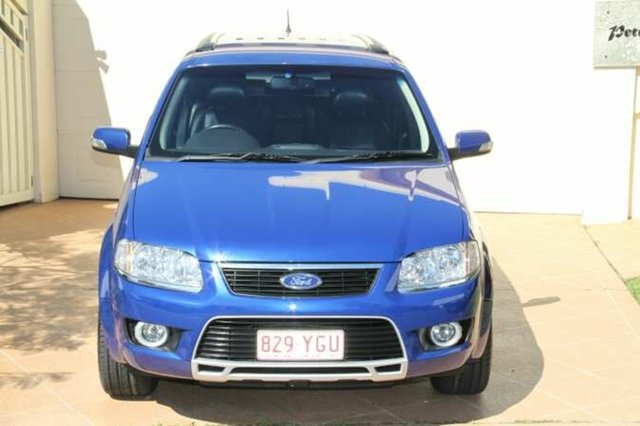 Discounted Used Ford Territory Ghia AWD, Bundall, 2010 Ford Territory Ghia AWD SY Mkii Wagon