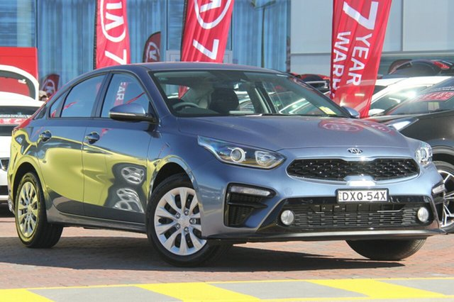 Demonstrator, Demo, Near New Kia Cerato S, Southport, 2018 Kia Cerato S Sedan