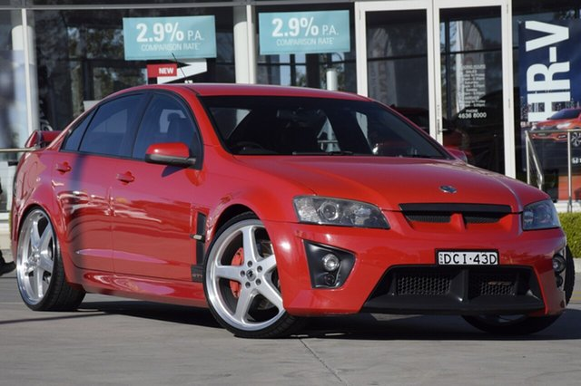 Used Holden Special Vehicles GTS, Narellan, 2006 Holden Special Vehicles GTS Sedan
