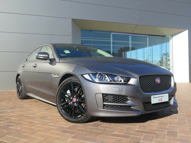 Discounted Demonstrator, Demo, Near New Jaguar XE 20T R-Sport, Toowoomba, 2017 Jaguar XE 20T R-Sport Sedan