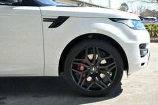 2017 Land Rover Range Rover Sport SDV8 HSE Dynamic Wagon.