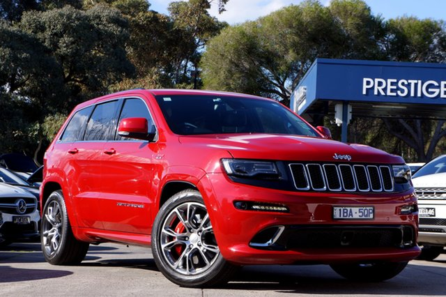 Used Jeep Grand Cherokee SRT, Balwyn, 2014 Jeep Grand Cherokee SRT Wagon