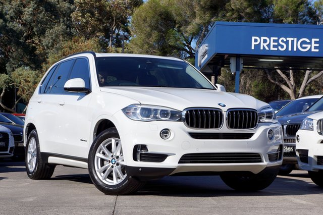 Used BMW X5 xDrive25d, Balwyn, 2014 BMW X5 xDrive25d Wagon