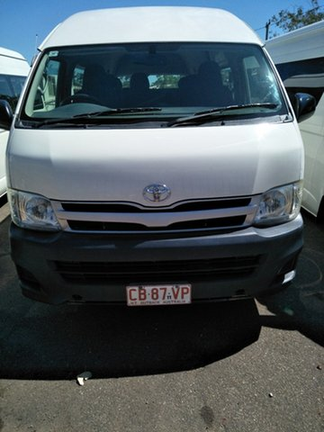 Used Toyota Hiace Commuter, Parap, 2012 Toyota Hiace Commuter Bus