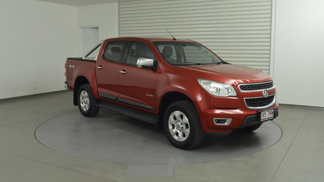 Used Holden Colorado LTZ Crew Cab, Southport, 2013 Holden Colorado LTZ Crew Cab Utility