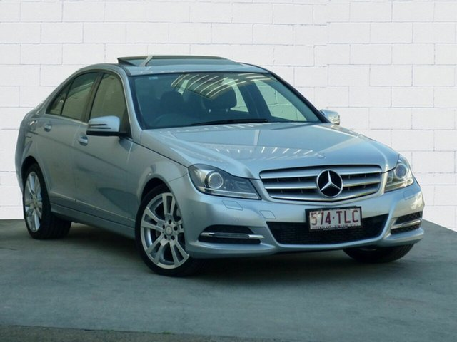 Used Mercedes-Benz C250 CDI Avantgarde BE, Moorooka, 2013 Mercedes-Benz C250 CDI Avantgarde BE Sedan