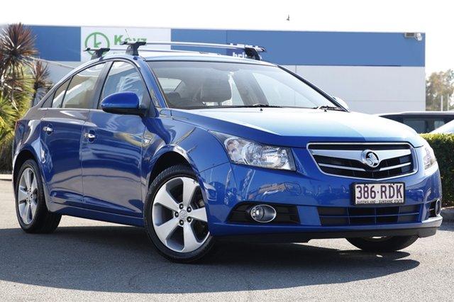 Used Holden Cruze CDX, Toowong, 2010 Holden Cruze CDX Sedan